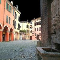 Modena - Piazza delle Pomposa ritoccata - Giacomo V. Armellino - Modena (MO)