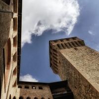 20170225232156-02 il cielo sopra la Corte d'onore - Massimo F. Dondi - Vignola (MO)