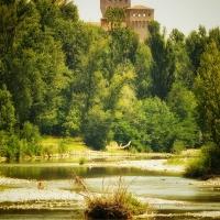 20170914225809-01 veduta di alcune torri della Rocca - Massimo F. Dondi - Vignola (MO)