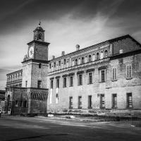 Sfumature del tempo , Palazzo dei Pio - Quattrini Marcello - Carpi (MO)
