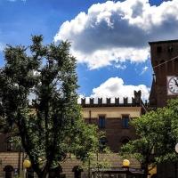 Le nubi sopra la Torre dell'Orologio - Luca Nacchio - Castelnuovo Rangone (MO)