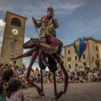 Mercurdo in piazza - Angelo nastri nacchio - Castelvetro di Modena (MO)