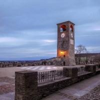 Aspettando l'ora della sera nel borgo di Castelvetro - Luca Nacchio - Castelvetro di Modena (MO)