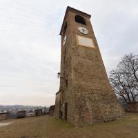La Torre dell'orologio di Castelvetro di Modena - Quart1984 - Castelvetro di Modena (MO)