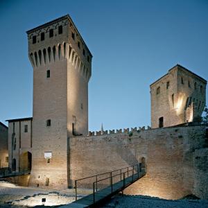 Castello di Formigine - Parco del Castello foto di: Alberto Lagomaggiore - Comune di Formigine