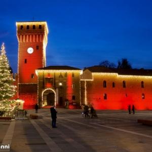 Castello di Formigine - Natale a Formigine foto di: Roberto Zanni - Comune di Formigine