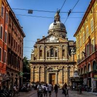 Una cornice di colori per la Chiesa del voto - Luca Nacchio - Modena (MO)