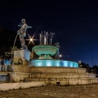 Modena in notturna - Angelo nastri nacchio - Modena (MO)