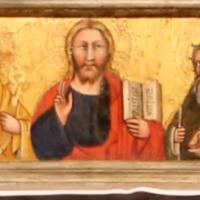 Serafino de' serafini, polittico dell'incoronazione della vergine e santi, 1385, 03 predella - Sailko - Modena (MO)