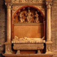 Bartolomeo spani, monumento funebre di francesco molza, 1516, 01 - Sailko - Modena (MO)