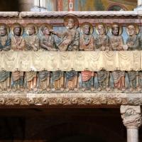 Anselmo da campione e aiuti, pontile del duomo di modena, 1160-80 ca. 04 - Sailko - Modena (MO)