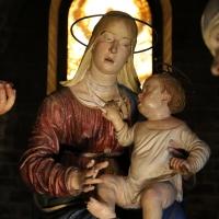 Guido mazzoni, madonna della pappa, 1480-85 ca. 04 - Sailko - Modena (MO)