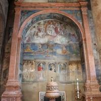 Artisti di scuola modenese, giudizio finale, finto polittico, profeti e santi, xv secolo, 01 - Sailko - Modena (MO)