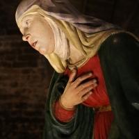 Guido mazzoni, madonna della pappa, 1480-85 ca. 05 committente - Sailko - Modena (MO)