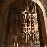 Michele da firenze, altare delle statuine, 1440-41 - Sailko - Modena (MO)