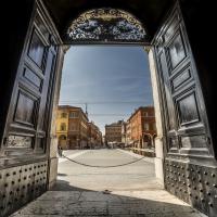 Dall'interno dell'Accademia - Angelo nastri nacchio - Modena (MO)