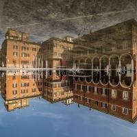 Il mondo alla rovescia - Angelo nastri nacchio - Modena (MO)