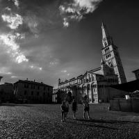 In versione bianco e nero - Angelo nastri nacchio - Modena (MO)