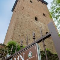 Ingresso alla Torre - Claudio Minghi - Nonantola (MO)