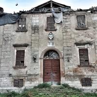 Casino del Duca ora Villa Ferri parte frontale - Giorgio Bocchi - San Felice sul Panaro (MO)