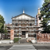 Chiesa di Santa Maria di Rivara situazione dal 20-29 05 2012 - Giorgio Bocchi - San Felice sul Panaro (MO)