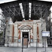 Chiesa Parrocchiale di San Felice Vescovo Martire con protezione - Giorgio Bocchi - San Felice sul Panaro (MO)