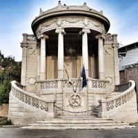 Monumento ai caduti ristrutturato - Giorgio Bocchi - San Felice sul Panaro (MO)