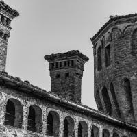 Dettagli della Rocca di Vignola - Quart1984 - Vignola (MO)