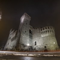 Un fredda sera di Febbraio - Angelo nastri nacchio - Vignola (MO)