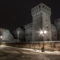 Incanto invernale alla Rocca - Luca Nacchio - Vignola (MO)