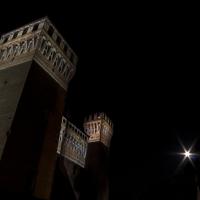 Anche la luna ammira la meraviglia d'Este - Luca Nacchio - Vignola (MO)