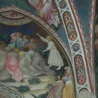 Maestro di Vignola - Ascensione - cappella Contrari Rocca di Vignola particolare 02 - Nicola Quirico - Vignola (MO)