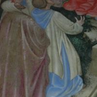 Maestro di Vignola - Ascensione - cappella Contrari Rocca di Vignola particolare 01 - Nicola Quirico - Vignola (MO)