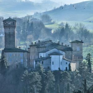 Castello di Levizzano Rangone - Il Castello di Levizzano Rangone foto di: Monica Montanari - Archivio comunale