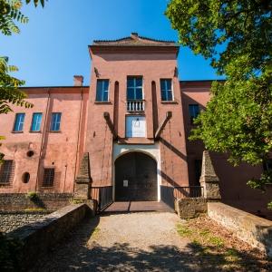 Castello di Spezzano - Fronte castello Spezzano foto di: |Simone Pintori| - Associazione Framestorming Fiorano