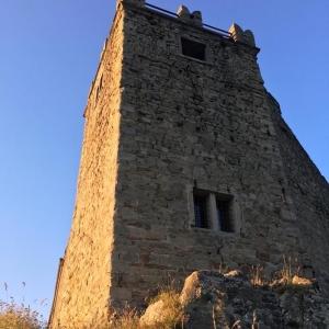 Rocca di Sestola - Torre foto di: |Alberto Biolchini| - Archivio fotografico del castello