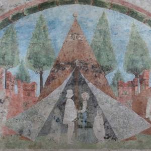 Rocca di Vignola - Sala del Padiglione, particolare foto di: |Paolo Righi| - Fondazione di Vignola