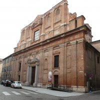 001884 ex chiesa di s. vincenzo - Gialess - Piacenza (PC)