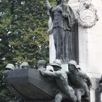 001899 monumento ai pontieri - Gialess - Piacenza (PC)