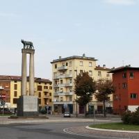 001902 monumento alla lupa - Gialess - Piacenza (PC)