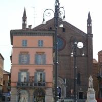 The composition of the urban center - Snoerckel-V - Piacenza (PC)