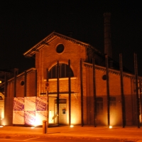 Urban center - notturno - Phabius - Piacenza (PC)