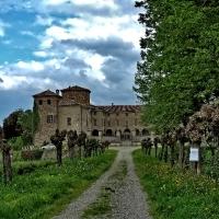 Rocca di agazzano in hdr - Paperkat - Agazzano (PC)