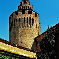 Castello di Rivalta - La torre - Caba2011 - Gazzola (PC)