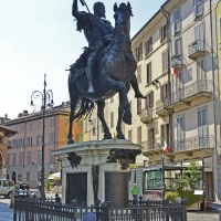 Statua equestre farnesiana 2 - Pierangelo66 - Piacenza (PC)