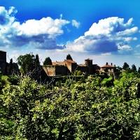 La Rocca D'Olgisio in hdr - Paperkat - Pianello Val Tidone (PC)