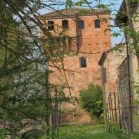 Castello di Paderna circondato tra un meraviglioso parco - Paperkat - Pontenure (PC)