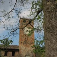 La Torre del castello di Paderna - Paperkat - Pontenure (PC)