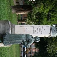 Giardini Margherita statue - Rossellaman - Piacenza (PC)