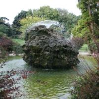 La fontana dei giardini margherita - Rossellaman - Piacenza (PC)